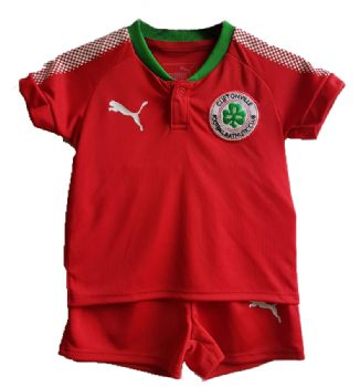 2017/19 Mini-kit Infant (home)